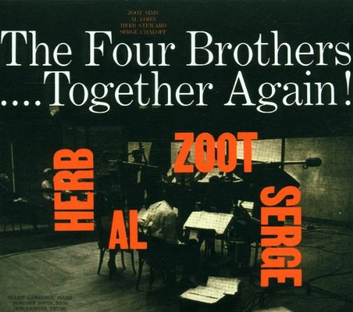 The Four Brothers - Together Again (Digipack)