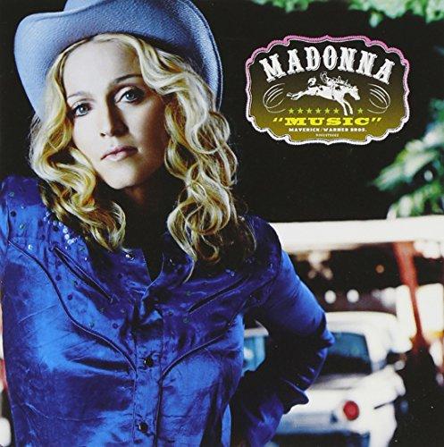 Madonna - Music + Ext Tk