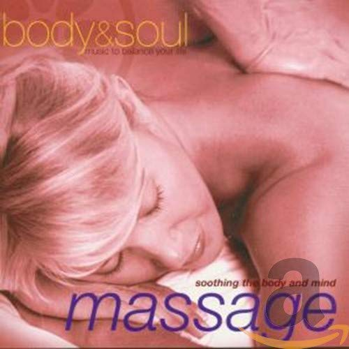 Various Artists - Massage - Soothing The Body and Mind By Various Artists