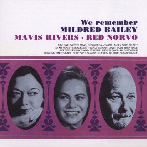 Red Norvo & Mavis Rivers - We Remember Mildred Bailey