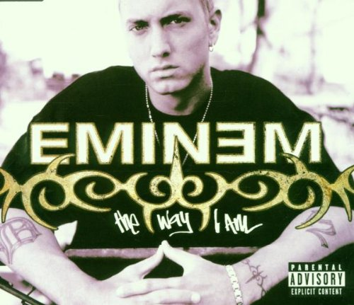 Eminem - The Way I Am (CD Single)
