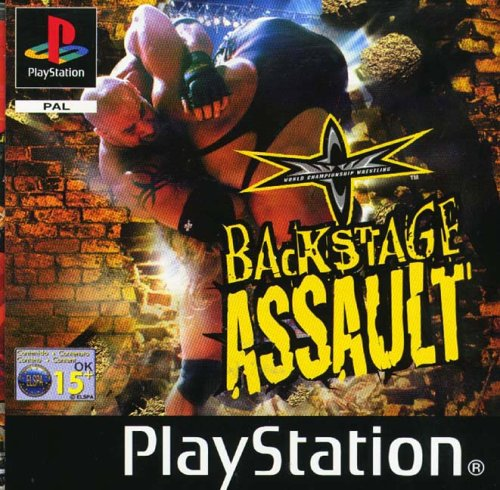 WCW Backstage Assault (PS)