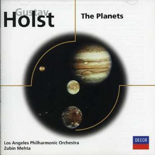 Los Angeles Philharmonic Zubin Mehta - Holst: The Planets