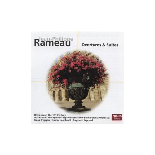 Bruggen - Rameau:Overtures and Suites
