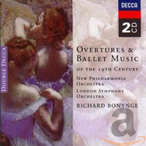 Bonynge, Richard - Overtures & Ballet Music