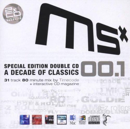 Various Artists - MSX001 Moving Shadow Special Edition