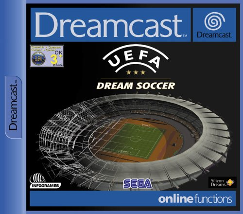 UEFA Dream Soccer (Dreamcast) - Game  NCVG The Cheap Fast Free Post