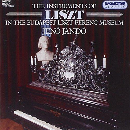 Ferenc Liszt - Instruments Of Liszt - Jeno Jando