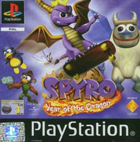 Spyro 3: Year of the Dragon (PS1)