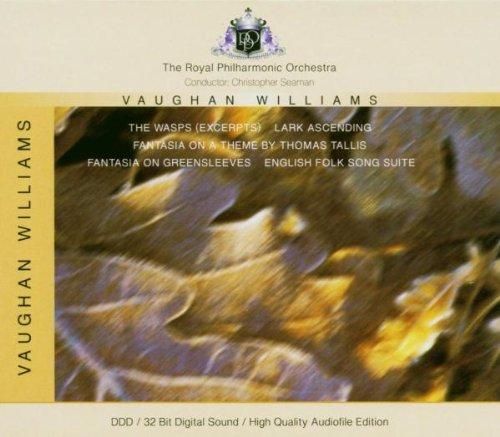Ralph Vaughan Williams - Williams: The Wasps, Lark Ascending, Tallis Fantasia, Greensleeves, English