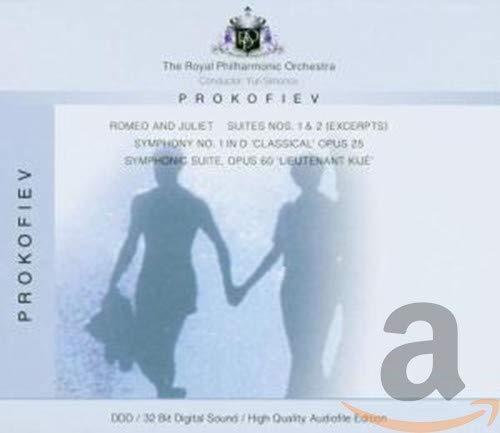 Sergey Prokofiev - Romeo and Juliet (Rpo)