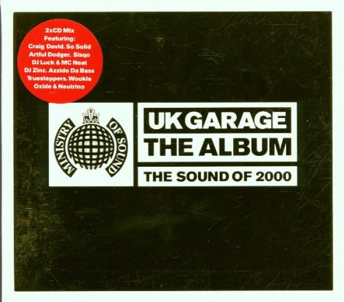 UK Garage The Album: The Sound Of 2000