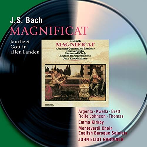 John Eliot Gardiner - Bach, J.S.: Magnificat; Jauchzet Gott in allen Landen, Cantata BWV51 By John Eliot Gardiner