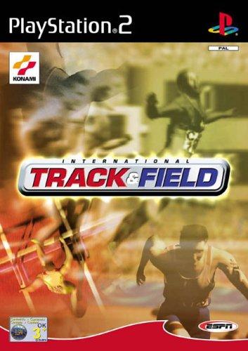 Sony Playstation 2 - ESPN International Track & Field