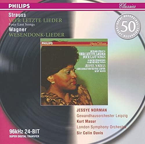 Jessye Norman - Strauss: Four Last Songs; Wagner: Wesendonk Lieder