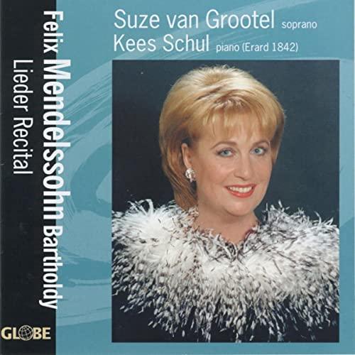 Lieder Recital - Van Grootel Schul