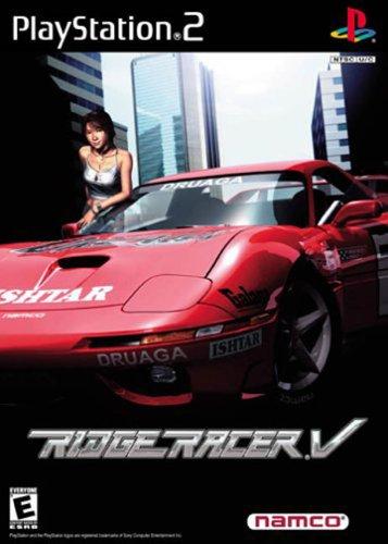 Sony Playstation 2 - Ridge Racer V