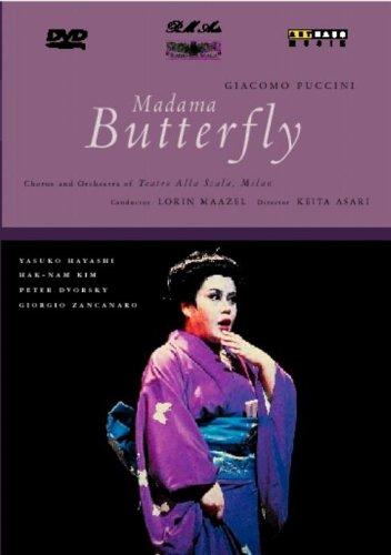 Puccini: Madama Butterfly -- La Scala/Maazel