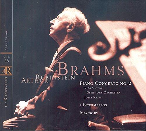 Arthur Rubinstein - Brahms: Piano Concerto No 2