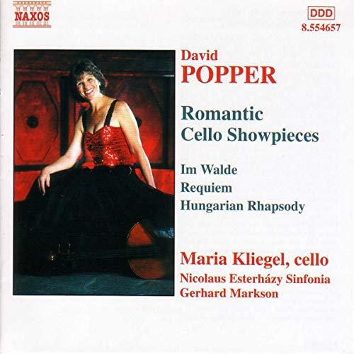 Esterhazy Sinfonia, Nicolaus - Popper - Romantic Cello Showpieces
