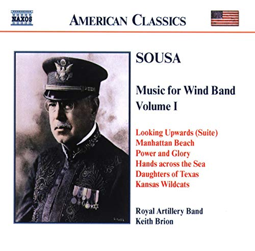 Brion, Keith - Music for Wind Band, Vol. 1