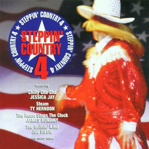 Various Artists - Steppin' Country 4