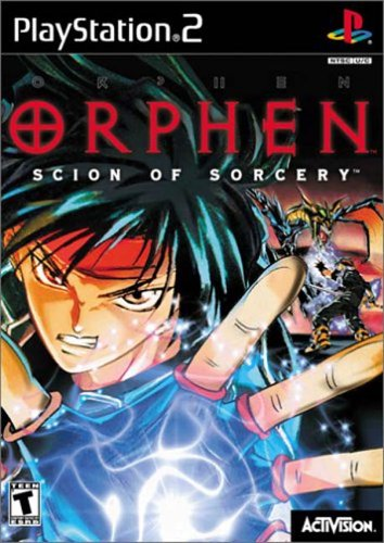 Sony Playstation 2 - Orphen: Scion of Sorcery
