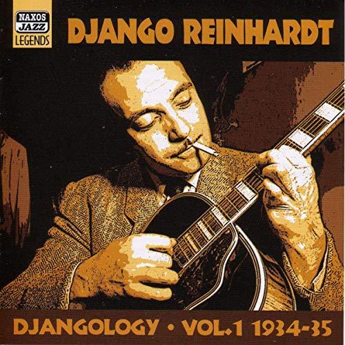 Djangology Vol.1 - 1934-1935 - Djangology, Vol. 1: 1934-35