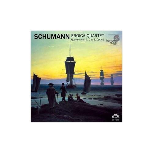 Robert Schumann - Schumann: String Quartets
