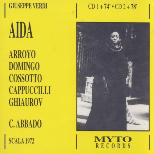Giuseppe Verdi - Aida (Abbado, Arroyo, Domingo)