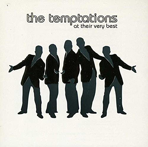At Their Very Best By The Temptations