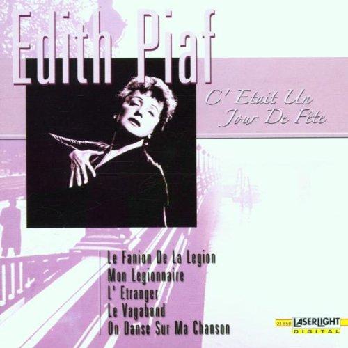 Edith Piaf - C'etait Un Jour De Fete
