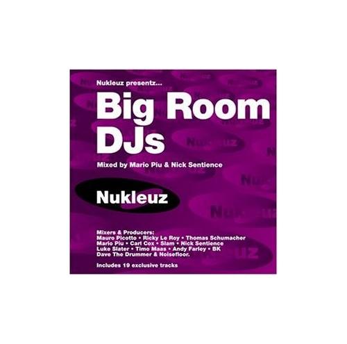 Sentience (mixed by), Nick - Nukleuz Presents Big Room Djs