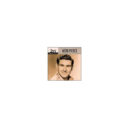Webb Pierce - 20th Century Masters - The Millennium Collection: The Best of Webb Pierce By Webb Pierce