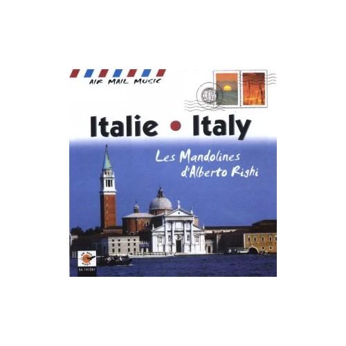 Alberto Righi - Italy - The Mandolins of Alberto Righi