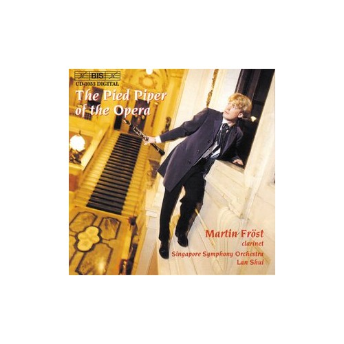 Martin Frost - The Pied Piper of the Opera