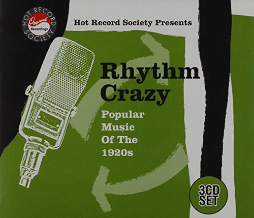 Various Artists - Rhythm Crazy: Popular Music from the 1920s