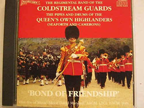 Coldstream Guards Ban - Bond of Friendship