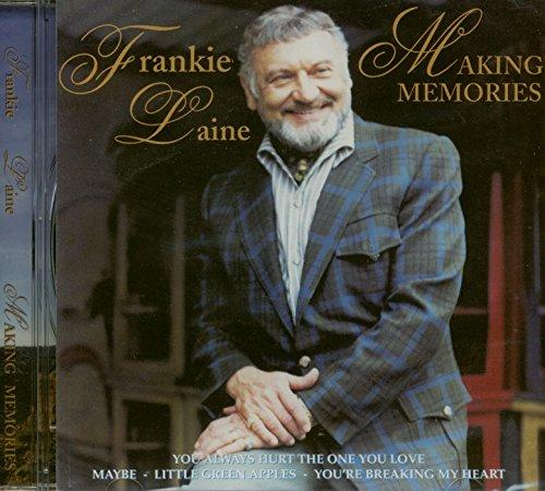 Frankie Laine - Making Memories By Frankie Laine