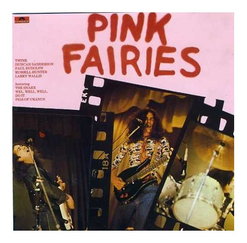 Pink Fairies - The Best of the Pink Fairies