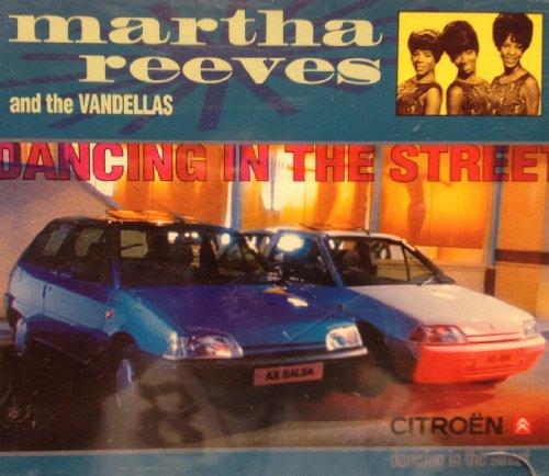 Martha Reeves And The Vandellas - Dancing in the Street
