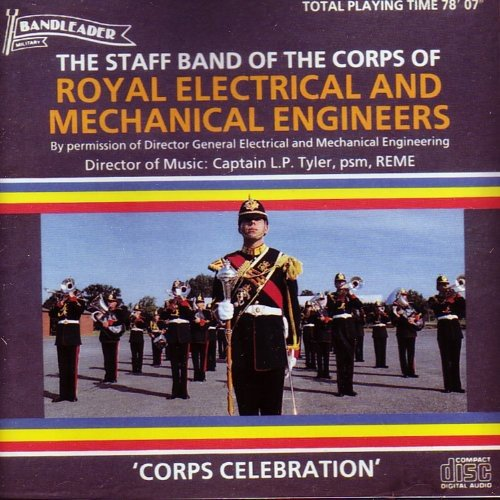 Royal Electrical & Mechanical Engineers - Corps Celebration