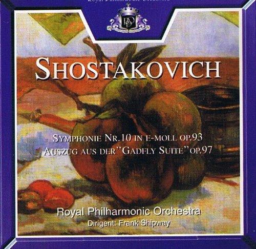 Rpo - Shostakovich:Sym No10:Gadfly