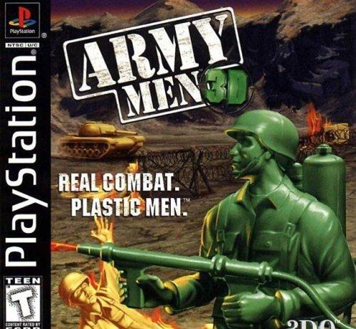 Sony Playstation - Army Men : 3D