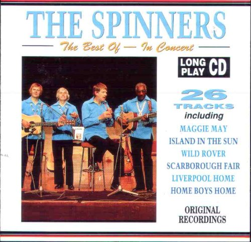The Best of the Spinners In Concert