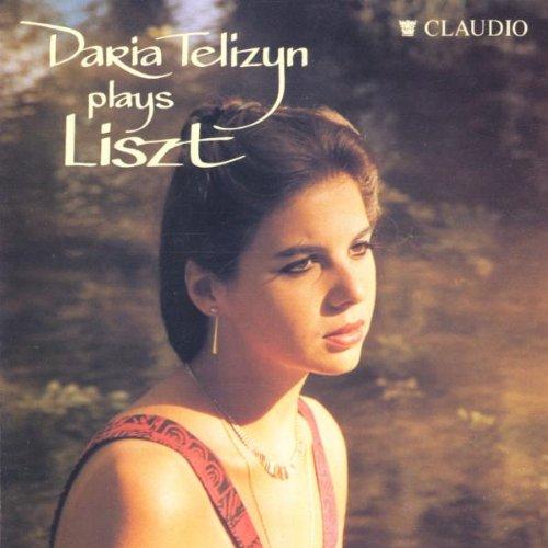 Daria Telizyn - Liszt: Piano Sonata, Concert Etudes 1 & 2