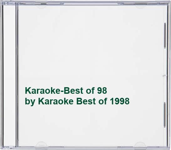 Karaoke Best of 1998 - Karaoke-Best of 98