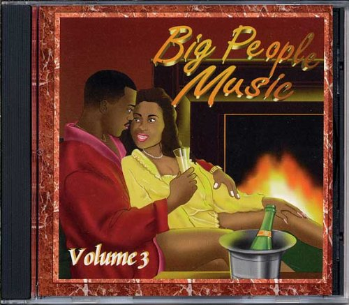 Various Artists - Big People Music Volume 3 By Various Artists