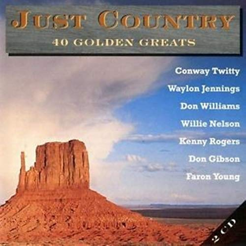 Various Artists - Just Country  40 Golden Greats