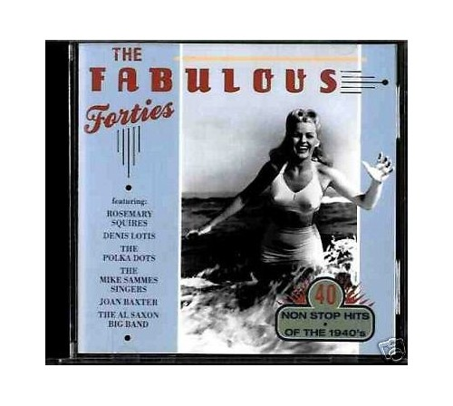 Various - Fabulous Forties